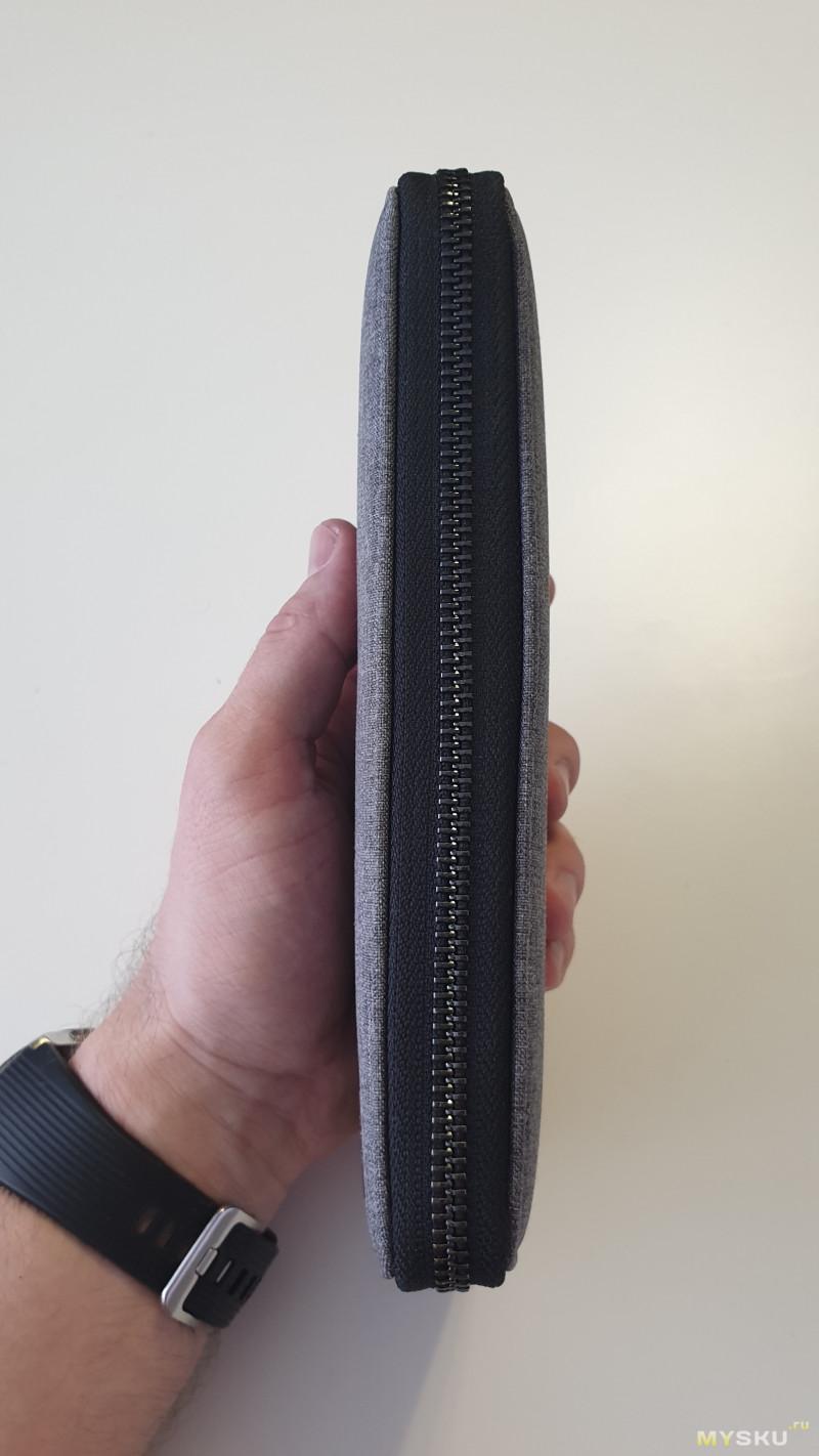 Большой кошелек-клатч