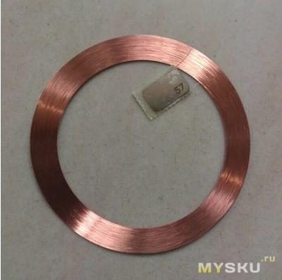 DIY: 3-х позиционный RFID ключ