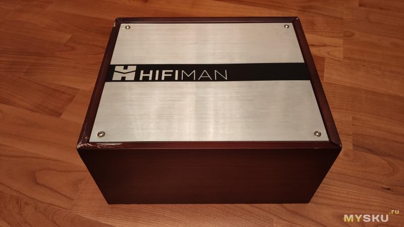 Наушники Hifiman HE560 (refurbished)-Screw-on Connector Version