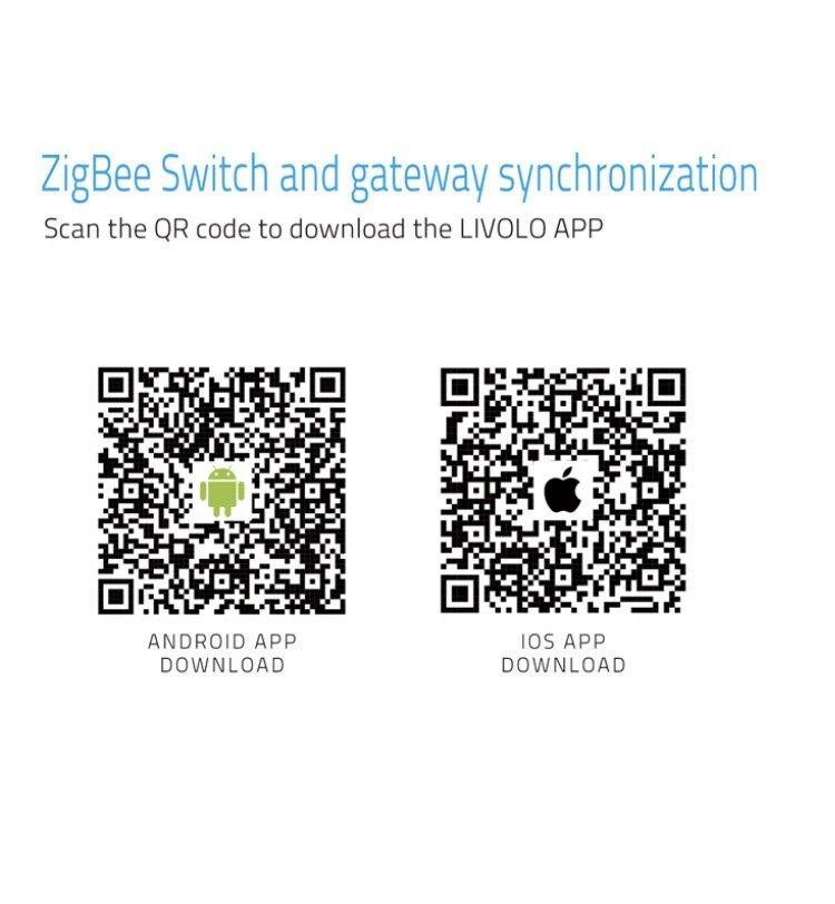 Выключатели Livolo с поддержкой Zigbee для умного дома - Часть 2
