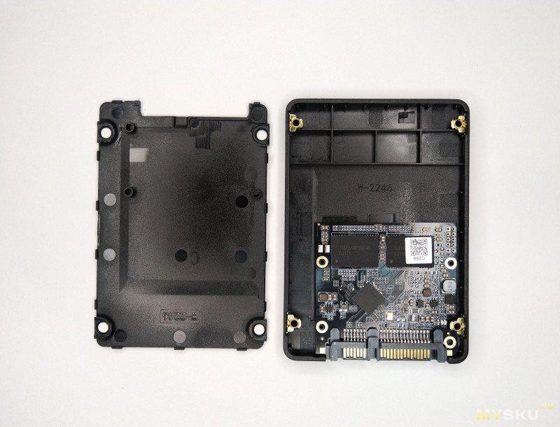 SSD Netac 256Gb