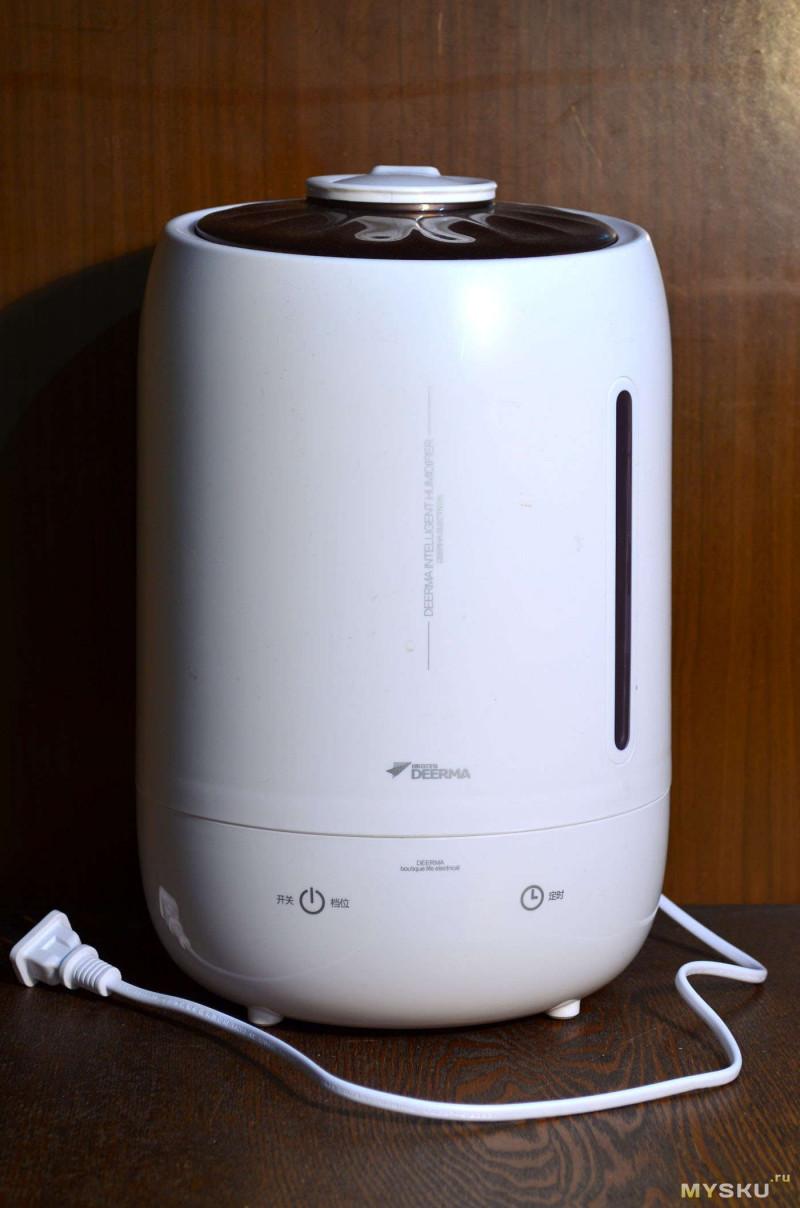 Ультразвуковой увлажнитель воздуха Deerma F600 (5Л)