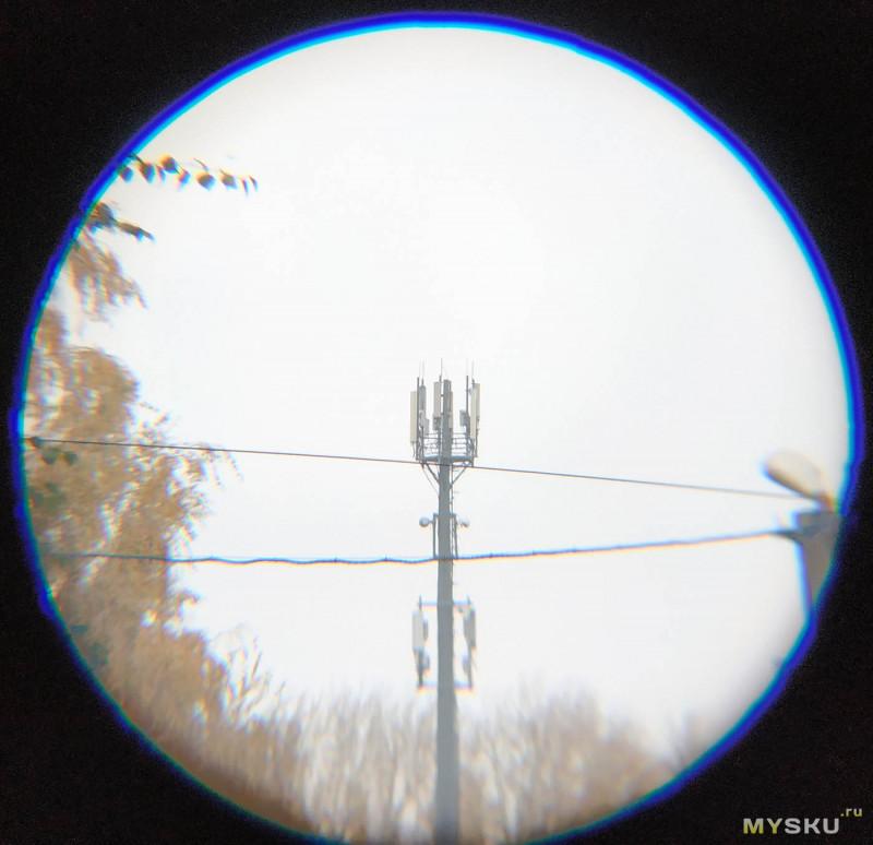 Монокуляр Panda 12x50, с креплением для смартфона