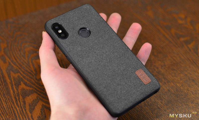 Чехол MOFI для Xiaomi Redmi Note 5
