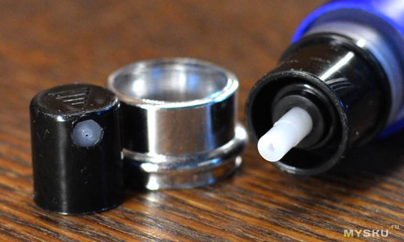 Капсула для парфюмерии   Мини-обзор