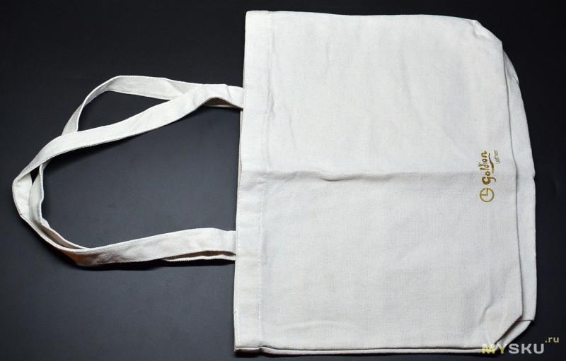 Тканевая сумка GoldLion