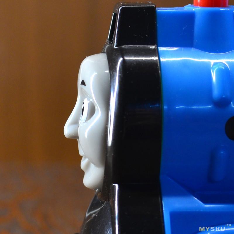 Томас паровоз и набор домино