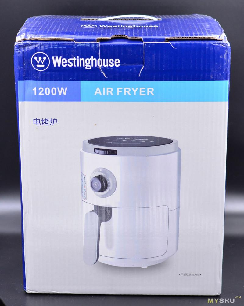 Электрическая аэрофритюрница Westinghouse WAF-LZ3001