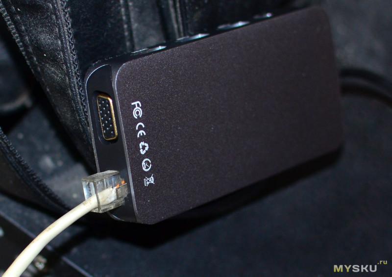 Продвинутый USB-С концентратор: 10 в 1
