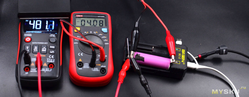 Зарядное устройство Basen BC-2 для лития