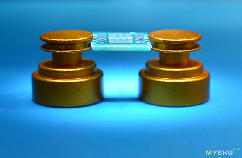 Набор крепёжных магнитов (6 штук)