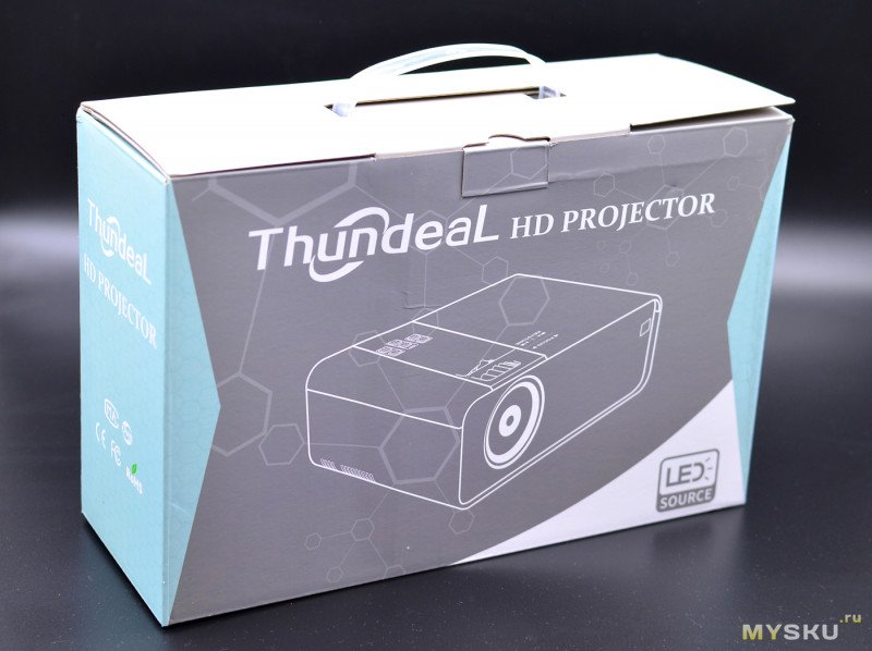 HD-проектор ThundeaL TD90 (Android Version)