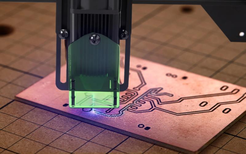 Лазерный гравер ATOMSTACK A5 20W за 199.99$