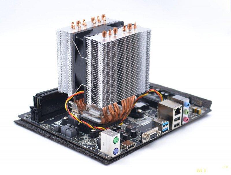 SFF-корпус для сборки mini ITX ПК