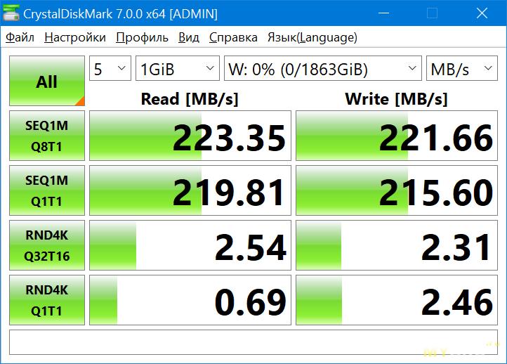"Жёсткий диск Western Digital Black Series WD2003FZEX (2Tb, 3.5"")"