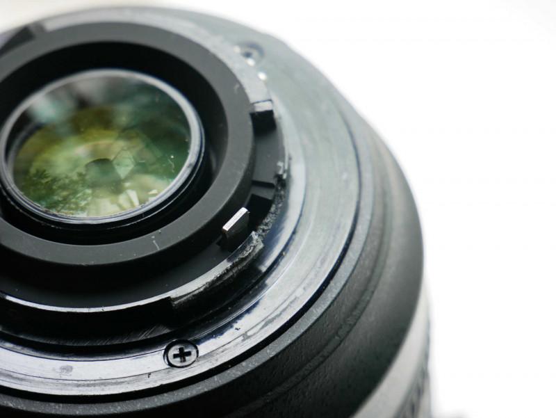 байонет для объектива Nikon с Aliexpress