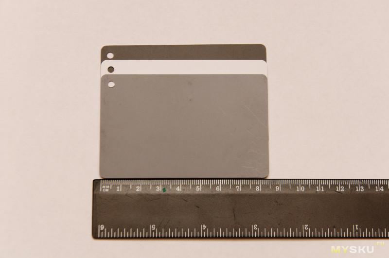 Серая (белая, черная) карта для фото/видео
