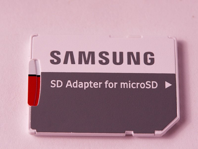 Карта памяти Samsung Evo plus 128Gb