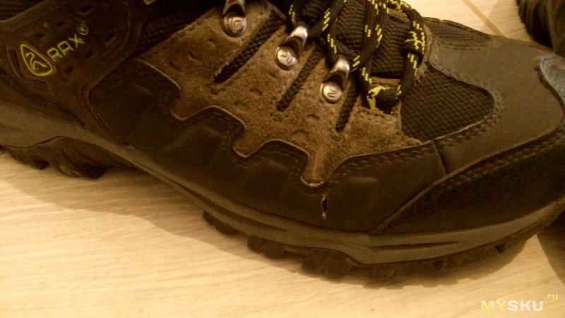 8b334d962 Вот вам и качество трекинговой обуви!