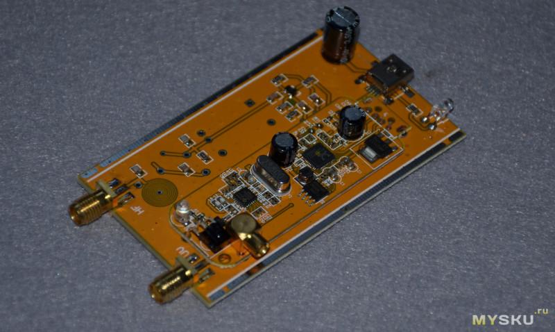 Сканер радиочастот для компьютера