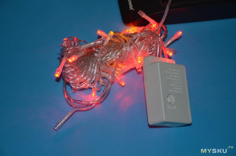 Светодиодные дешевые гирлянды: готовимся к праздникам