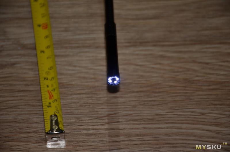 Инспекционная камера (эндоскоп) Inskam115 с WiFi