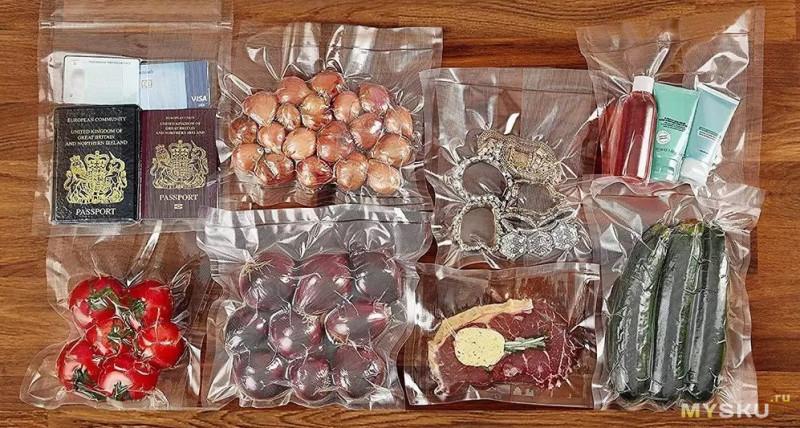 Вакуумный упаковщик AUGIENB (Dry & Wet)
