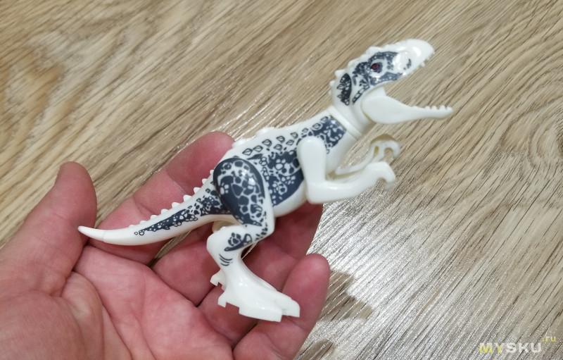Набор Lego-совместимых динозавров (8-в-1)
