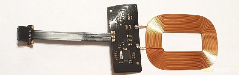 Универсальные катушки Qi Wireless и беспроводная зарядка для самостоятельной адаптации смартфона к Qi