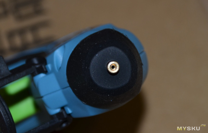 Аккумуляторный клеевой пистолет XIAOMI Tonfon 3.6V 2000мАч