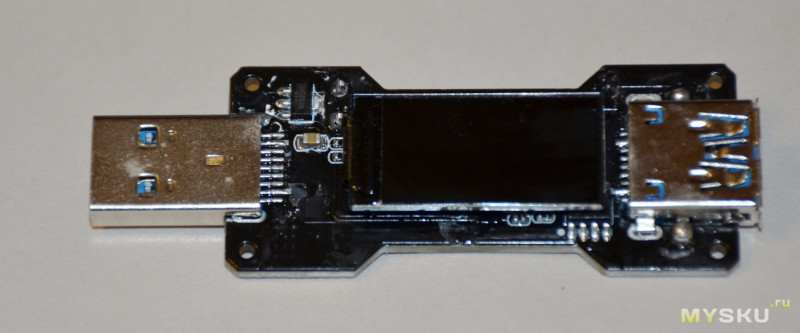 Новое поколение USB докторов: цветной USB тестер FNB18 от FNIRSI (160W)