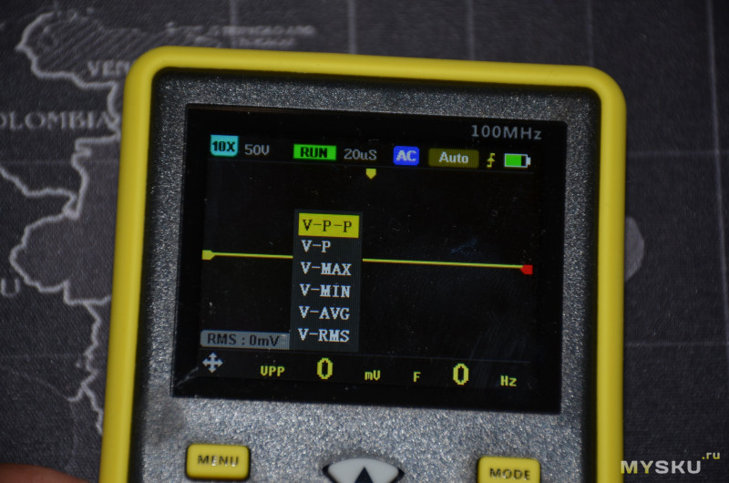 Осциллограф DSO FNIRSI 5012H 100МГц (ADS5012H): Выбираем осциллограф для хобби