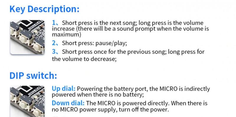 Скидка на обновлённую версию аудиомодуля bluetooth (VHM-314 v2) для самоделок ($1.80)