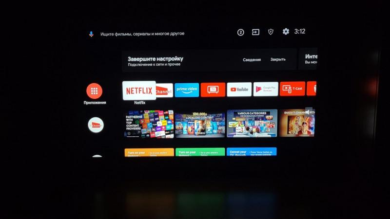 Обзор 4К телевизора TCL 43P615 (Android/WIFI/Bluetooth/4K Ultra HD LED)