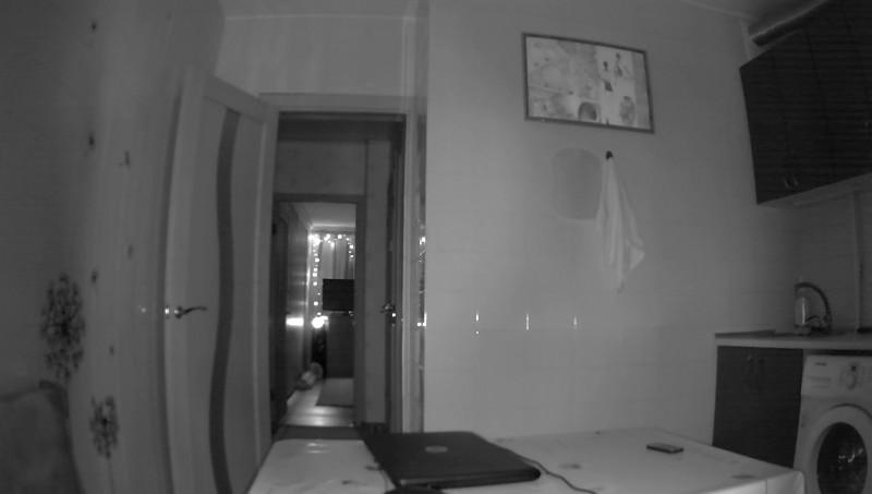 Домашняя поворотная IP камера Gocomma Lilliput-001