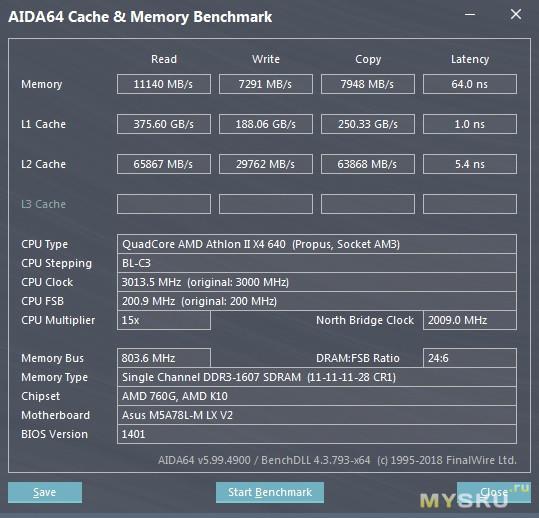 Arrizo DDR3 - недорогая память с TaoBao.