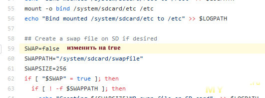 Dafang Hacks Swap