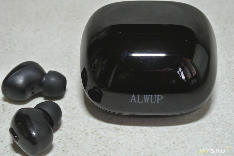 Tws гарнитура Alwup i9. Снова здорова