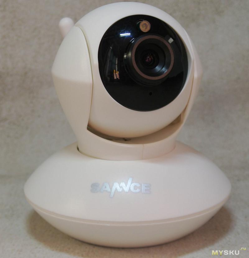 IP камера Sannce с дополнительными датчиками.