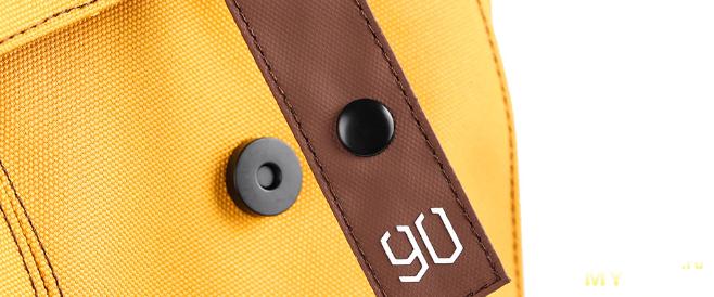 Симпатичный городской рюкзак от NINETYGO за 27.99$