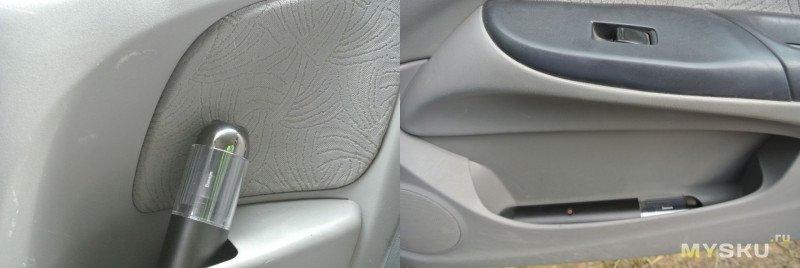Автомобильный пылесос Baseus A3 помощник автомобилиста и компьютерного мастера.