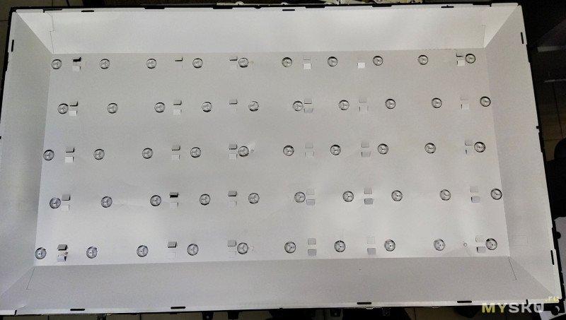 Светодиодная подсветка для телевизора Sony kdl-40r474a