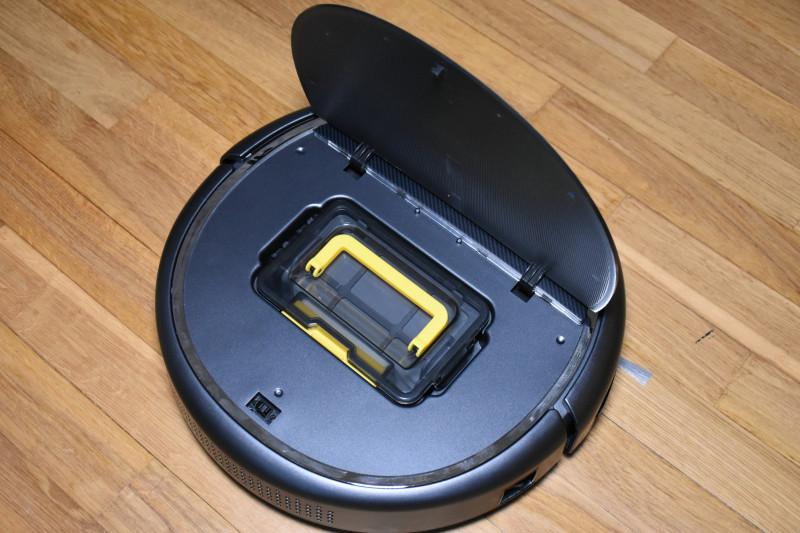 AliExpress: Робот - пылесос Liectroux Q8000 - уже с ПО, но еще не то.