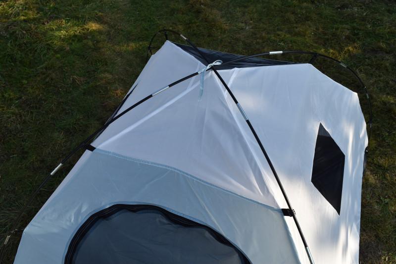 KingCamp Weekend 3 - просторная палатка для кемпинга
