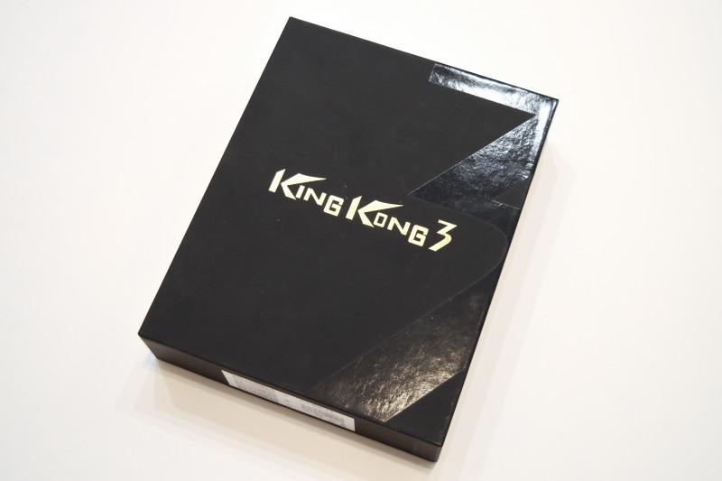 Cubot King Kong 3. Брутальный, защищенный тяжеловес