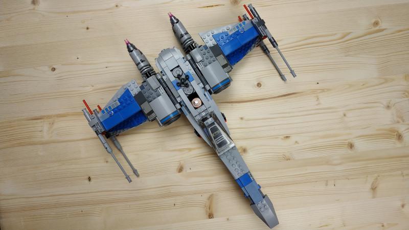 """LEPIN 05029 STAR PLAN - конструктор из серии """"звездные войны"""""""