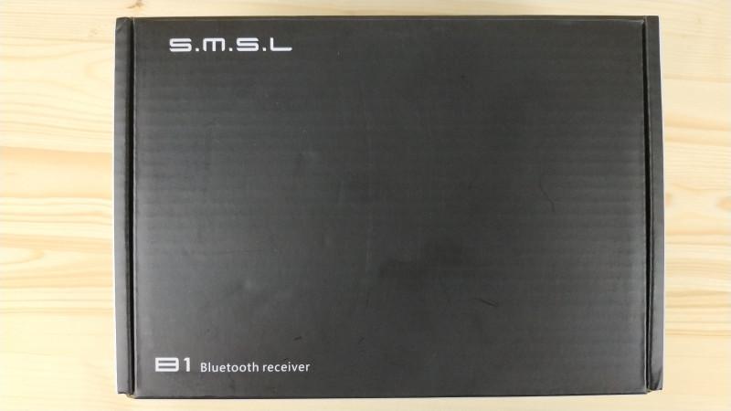 SMSL B1 - беспроводной мобильный ЦАП (блютуз ресивер)
