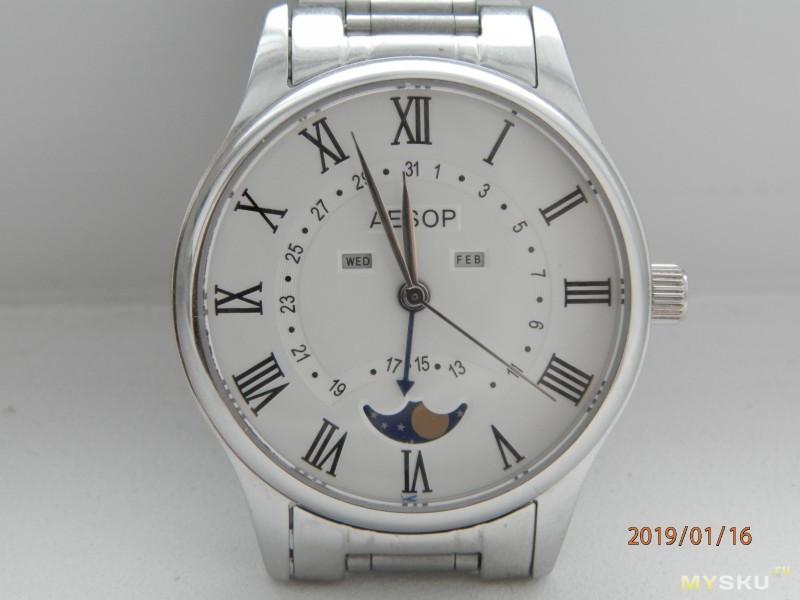 Мужские часы Aesop.