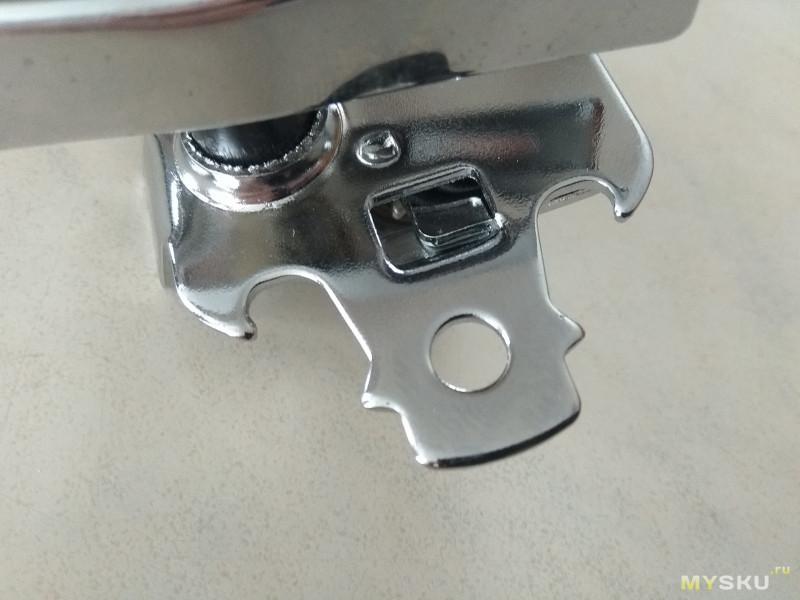 Открывалка консервных банок.