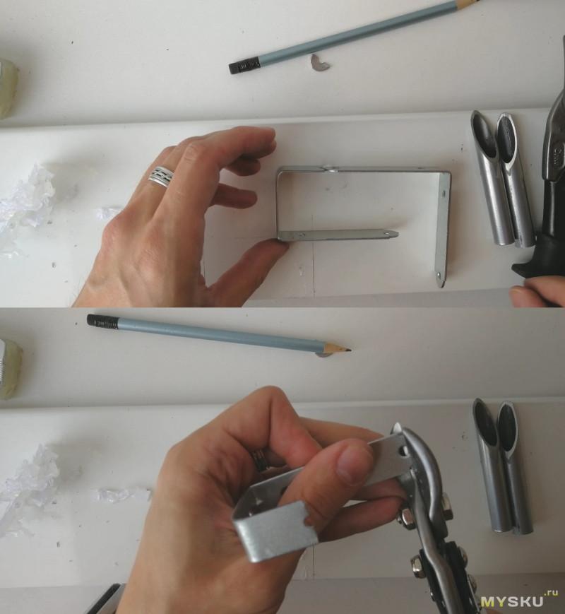 Самодельный кондуктор для соединения на косой шуруп. Выпекаем аналог Kreg Jig